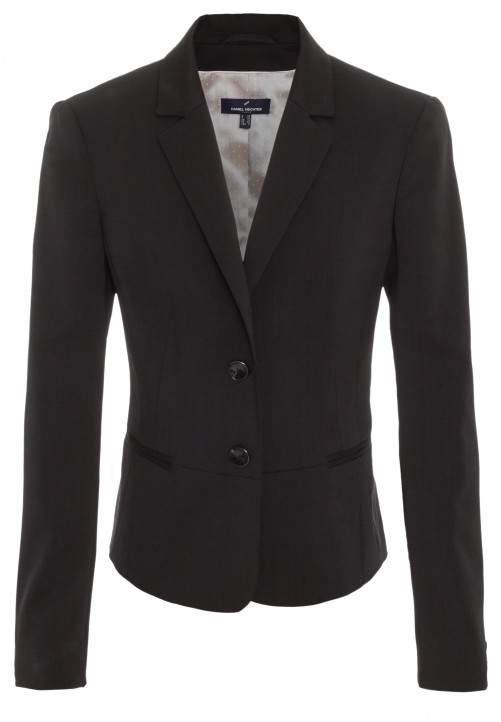 Blazer Choicy in Schwarz, deep black