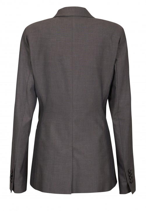 Blazer Chapelle in Anthrazit, taupe