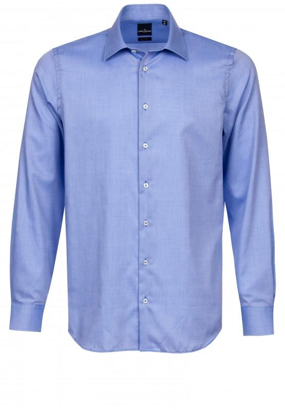 Artikel klicken und genauer betrachten! - Modernes City Hemd Lyon in Rot-Blau. Feinster Hemden Stoff für einen eleganten Auftritt. Ohne Brusttasche für eine moderne Optik. Passt zu allen Anzügen, Sakkos und Krawatten aus dem Angebot. Modern Fit Passform für hohen Tragekomfort.  100 % hautsympathische Baumwolle in bügelleichter Qualität.   im Online Shop kaufen