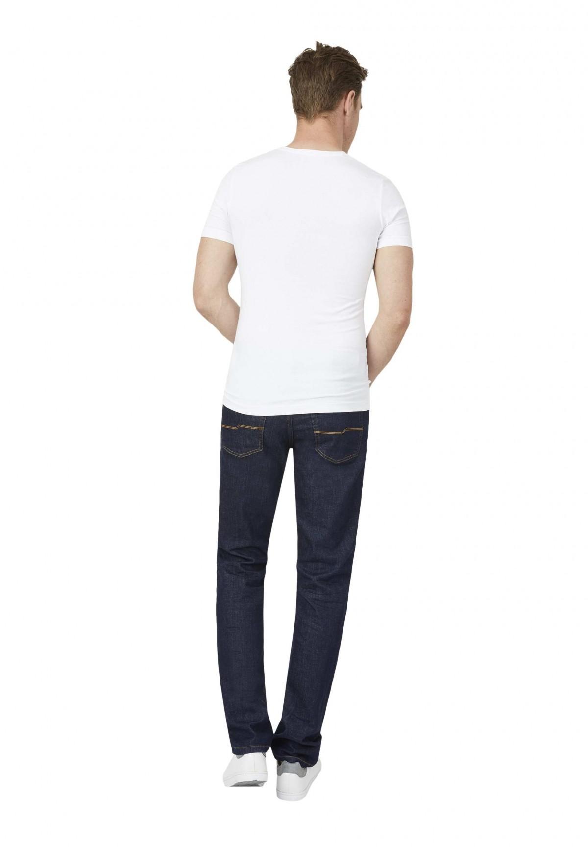 Doppelpack T-Shirt V-Ausschnitt Shape-fit / T-Shirt V-Ausschnitt Shape-fit
