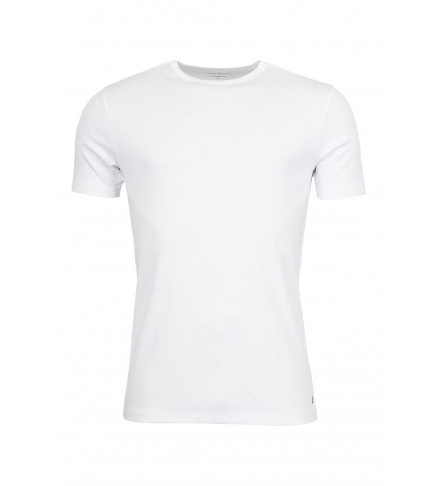 Modernes Basic Doppelpack T-Shirt