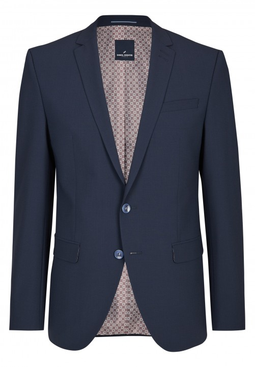 SUIT NEW, midnight blue