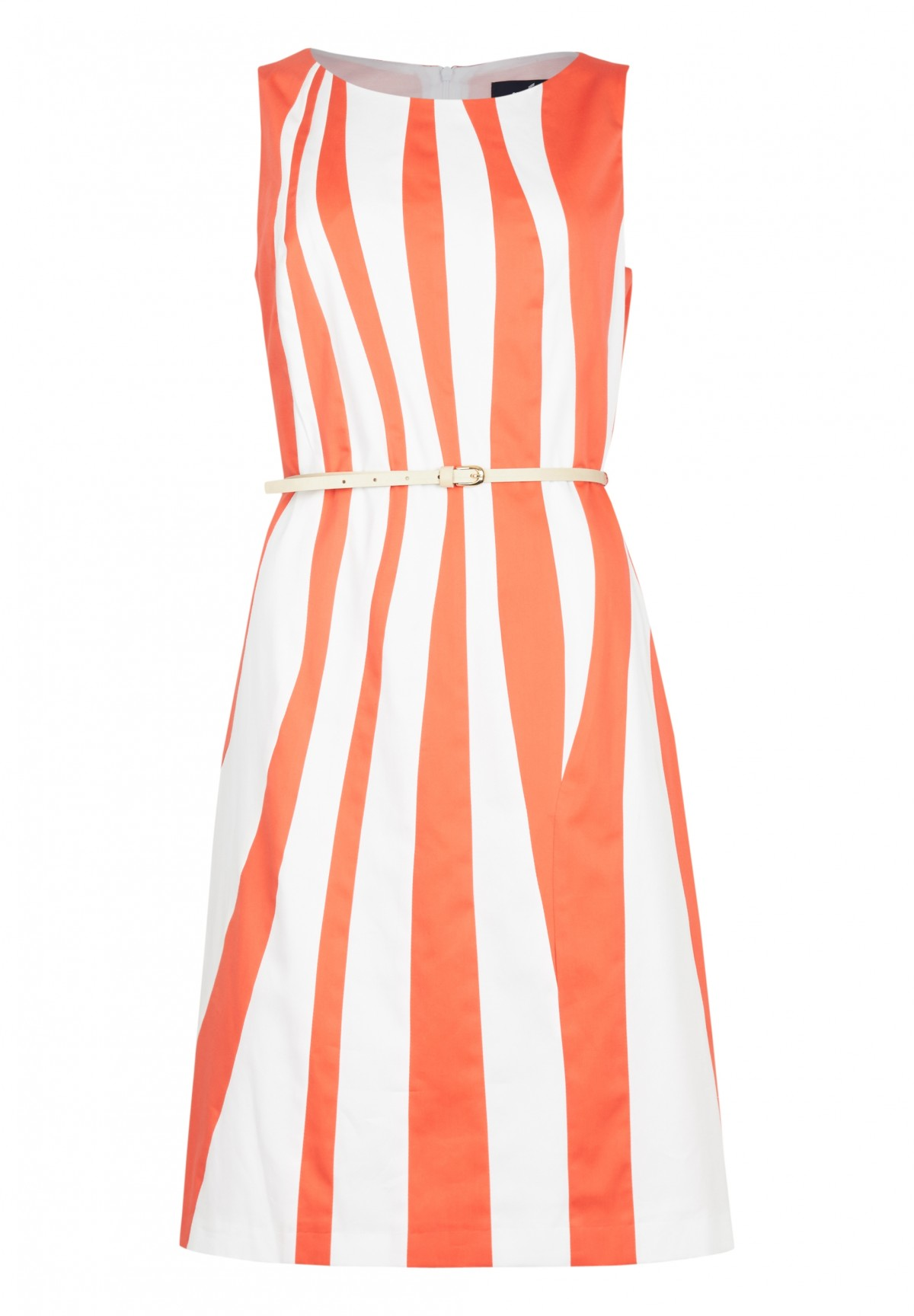 Kleid im Wellen-Design / Kleid