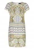 Trendiges Kleid aus reiner Seide