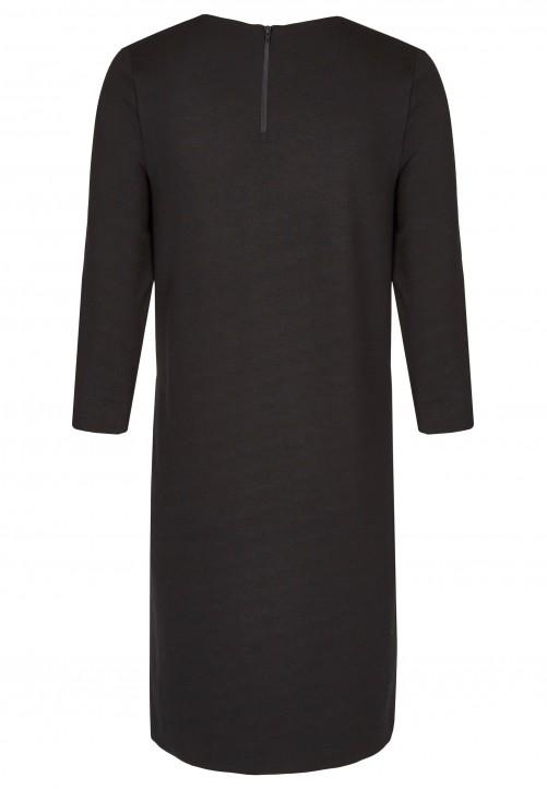 Jersey-Kleid, black