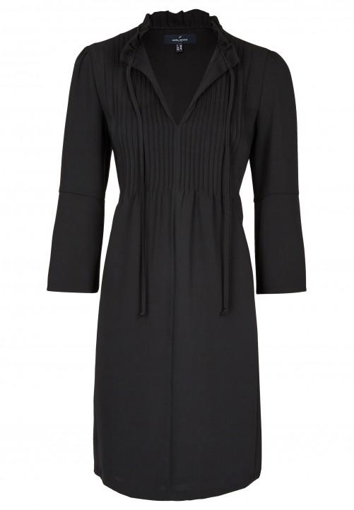 Modisches Blusenkleid, black
