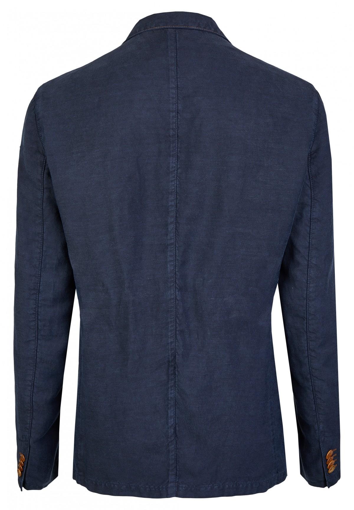 veste cintrée demi-doublée 3 boutons /