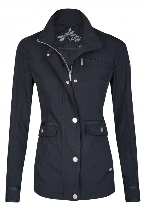 Jacket, midnight blue