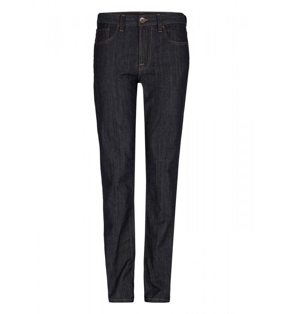 5-Pocket-Jeans mit heller Waschung
