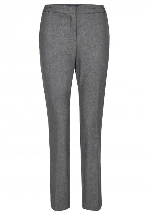 Klassische Hose, graphite
