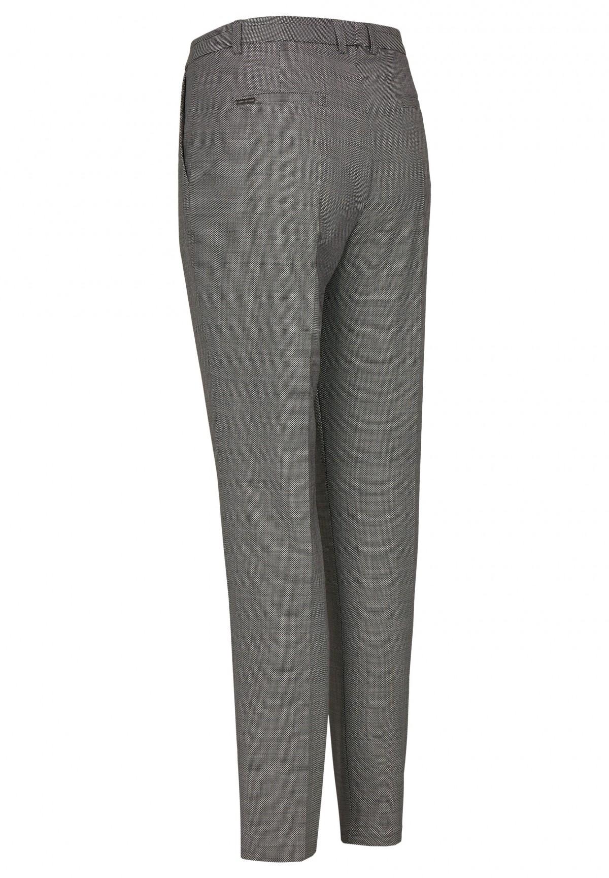 Pantalon droit classique /