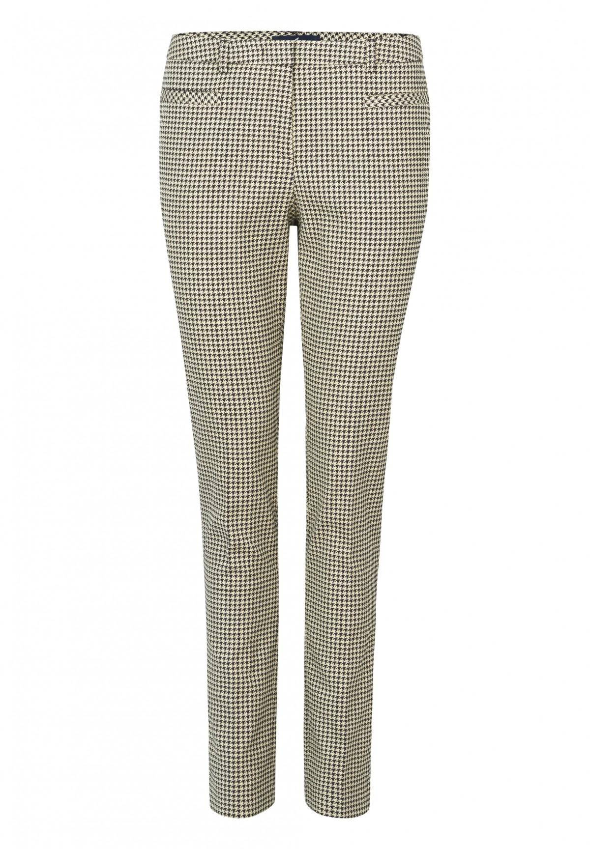 Klassische Hose mit Bügelfalte / Klassische Hose mit Bügelfalte