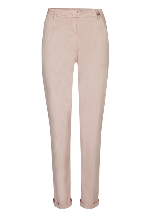 Casual Chino Pants, cloudy pink