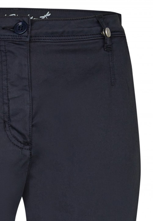 Casual Chino Pants, midnight blue