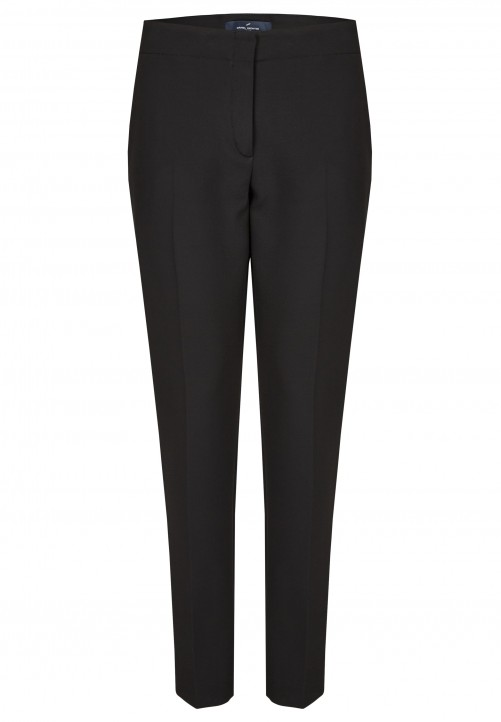 Tailored Trousers, black