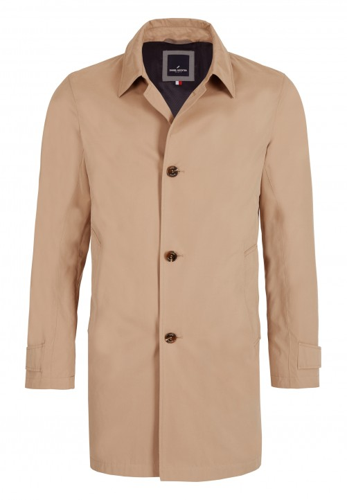 COAT MATHIEU, beige