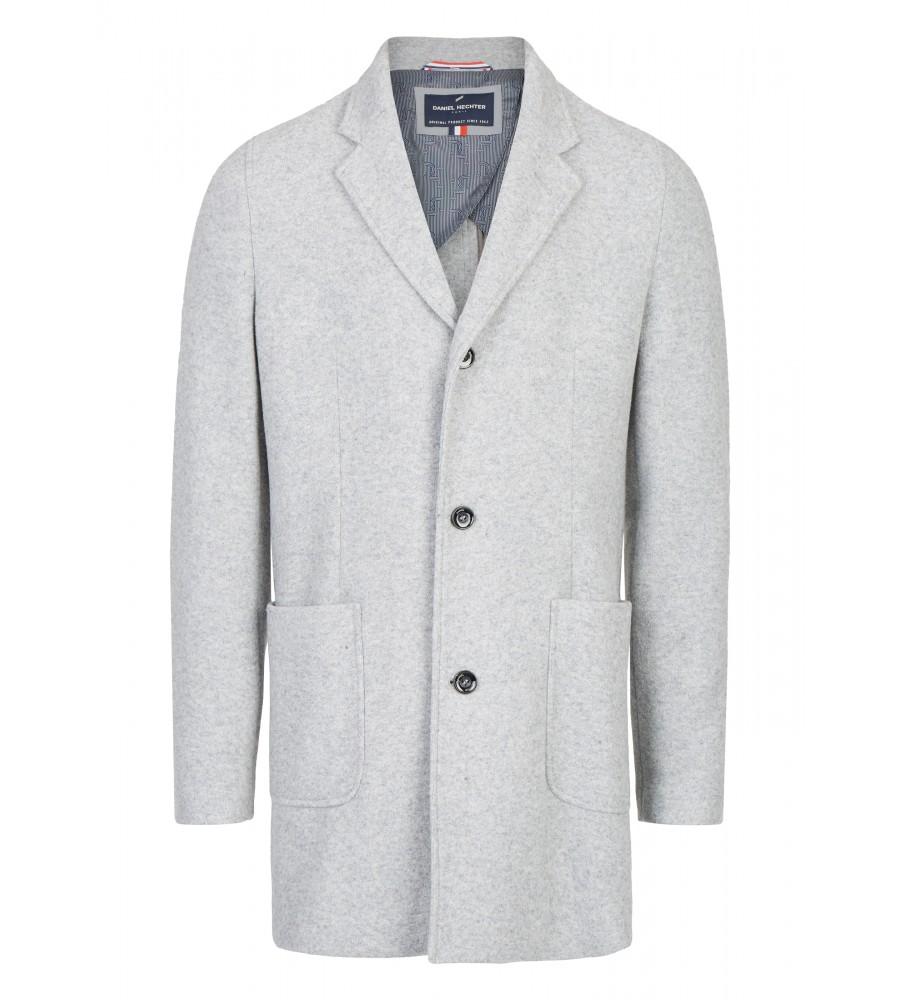Lässiger City Mantel - Lässiger City-Mantel für einen stilsicheren Auftritt bei kalten Temperaturen. Der Kurzmantel verbindet gekonnt cleanen Chic mit eleganter Lässigkeit und komplettiert im Winter das Business-Outfit oder den lässigen Jeans-Look.