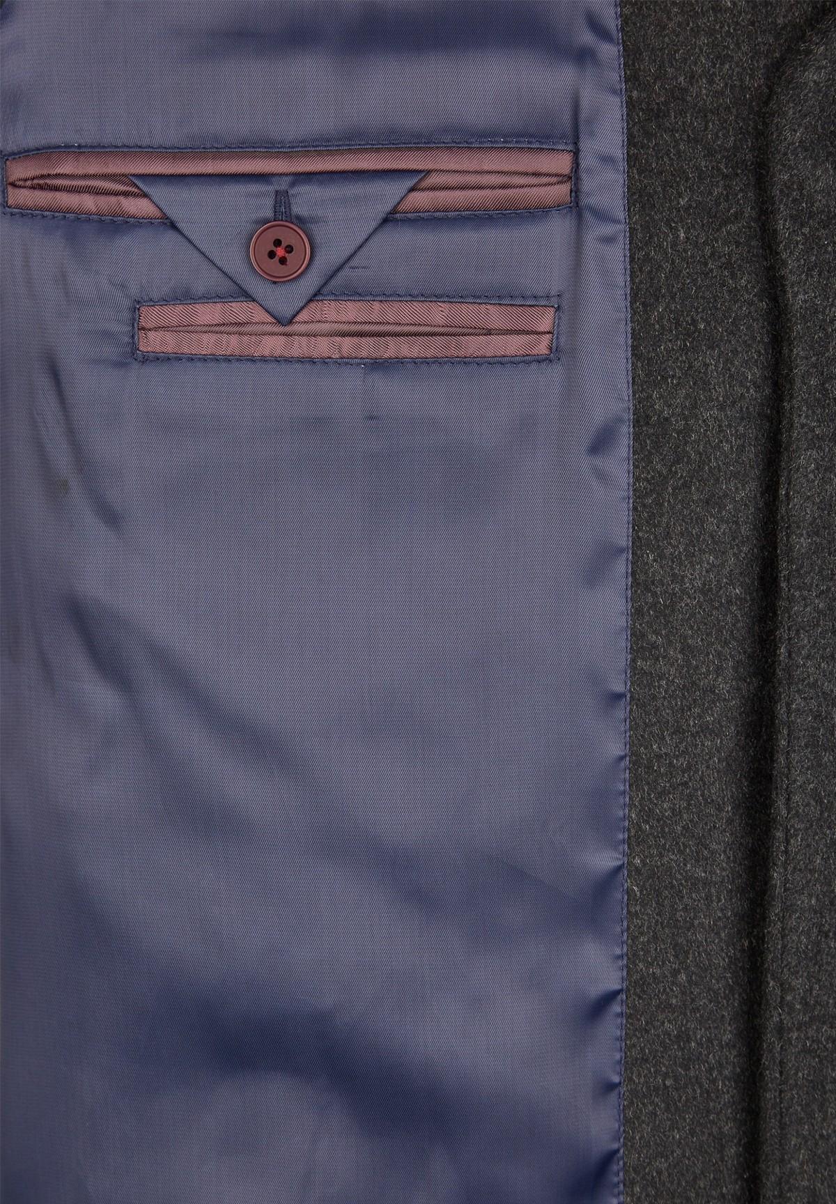 Klassisch eleganter Wollmantel / Klassischer Mantel