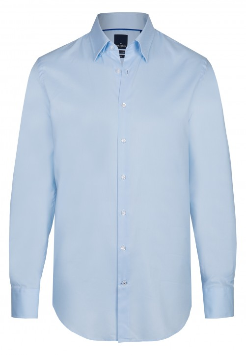 SHIRT MODERN FIT, lightblue
