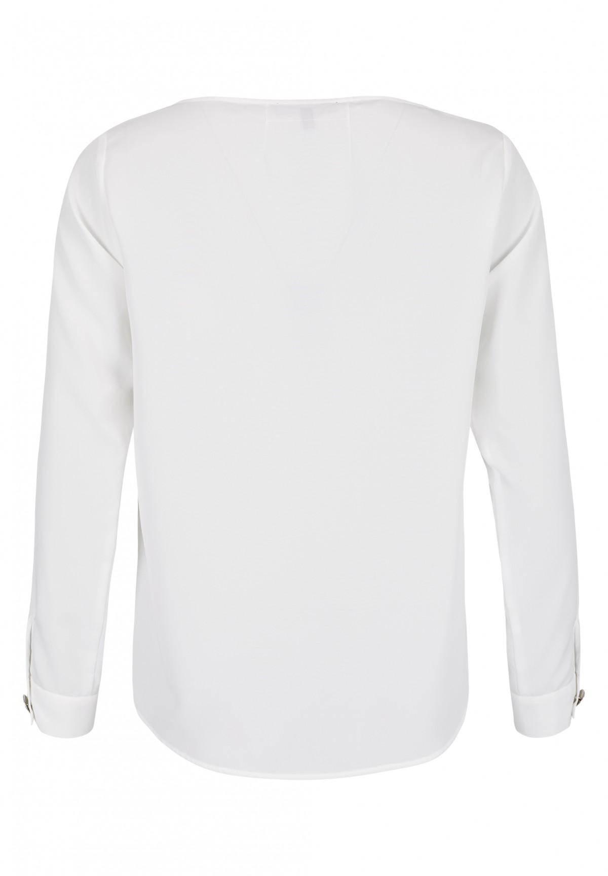 Bluse mit Farbverlauf / Bluse