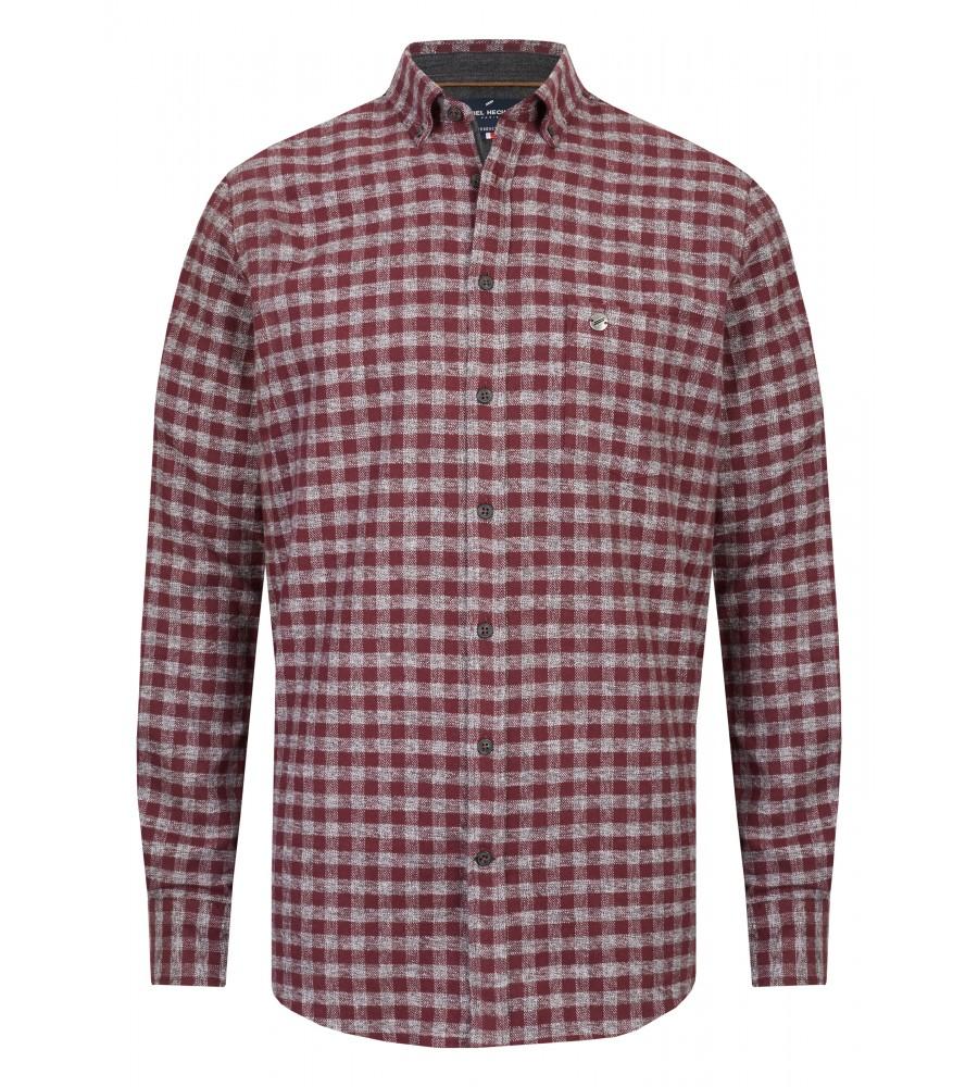 Hochwertiges Flanell-Freizeithemd