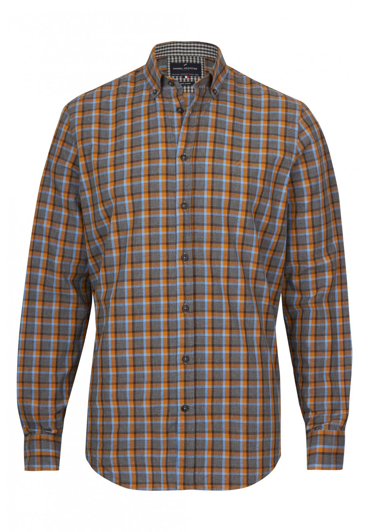 Freizeithemd mit Karo-Muster / Freizeithemd mit Karo-Muster