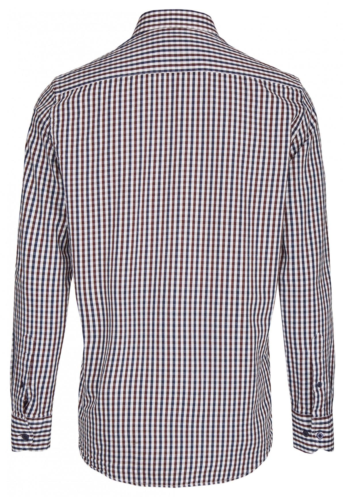 Freizeithemd in Karo-Muster / Freizeithemd in Karo-Muster