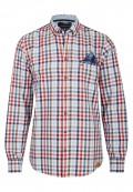 Freizeit-Hemd mit Karo-Muster