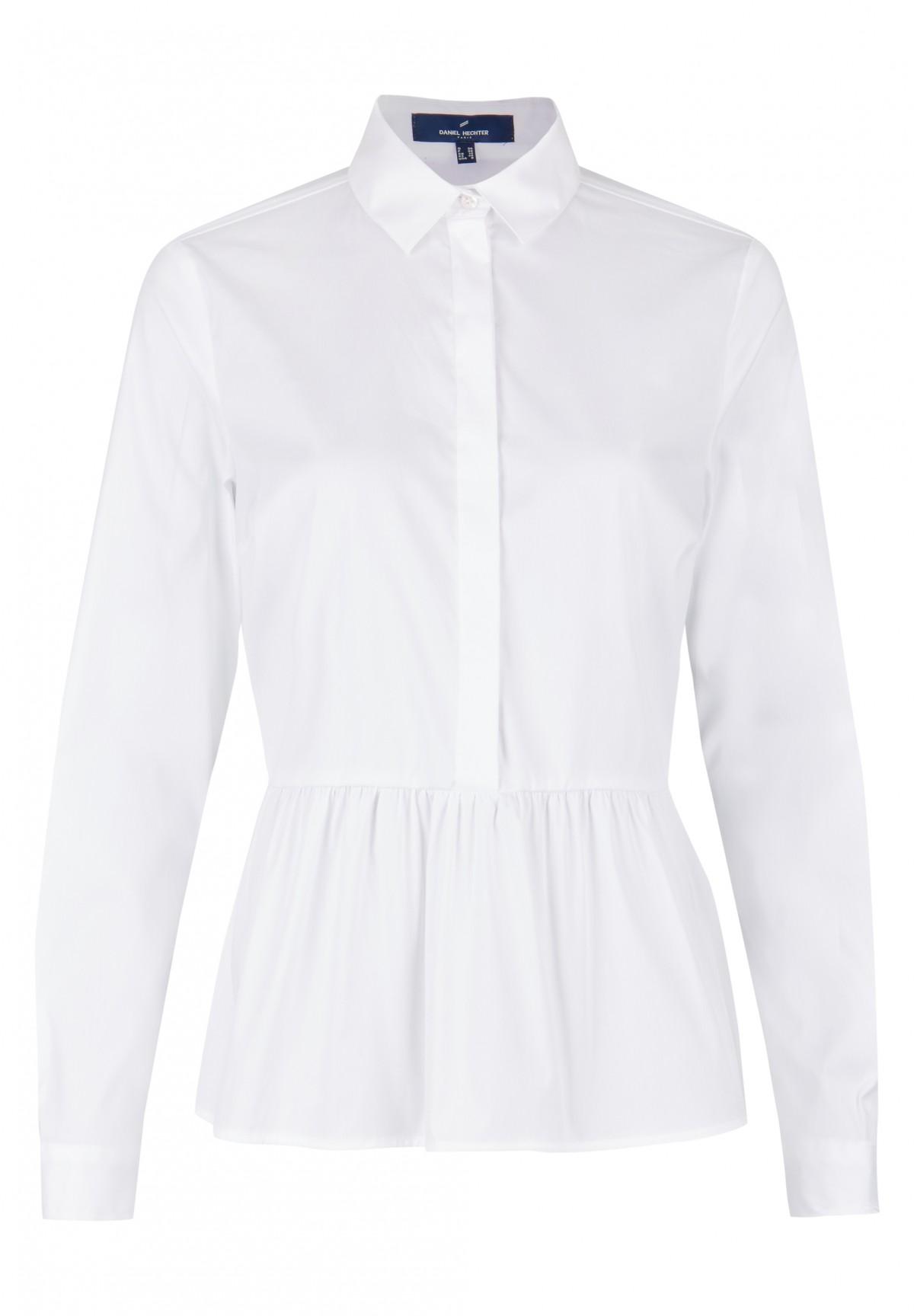 Modische Bluse mit Rüschen / Blouse