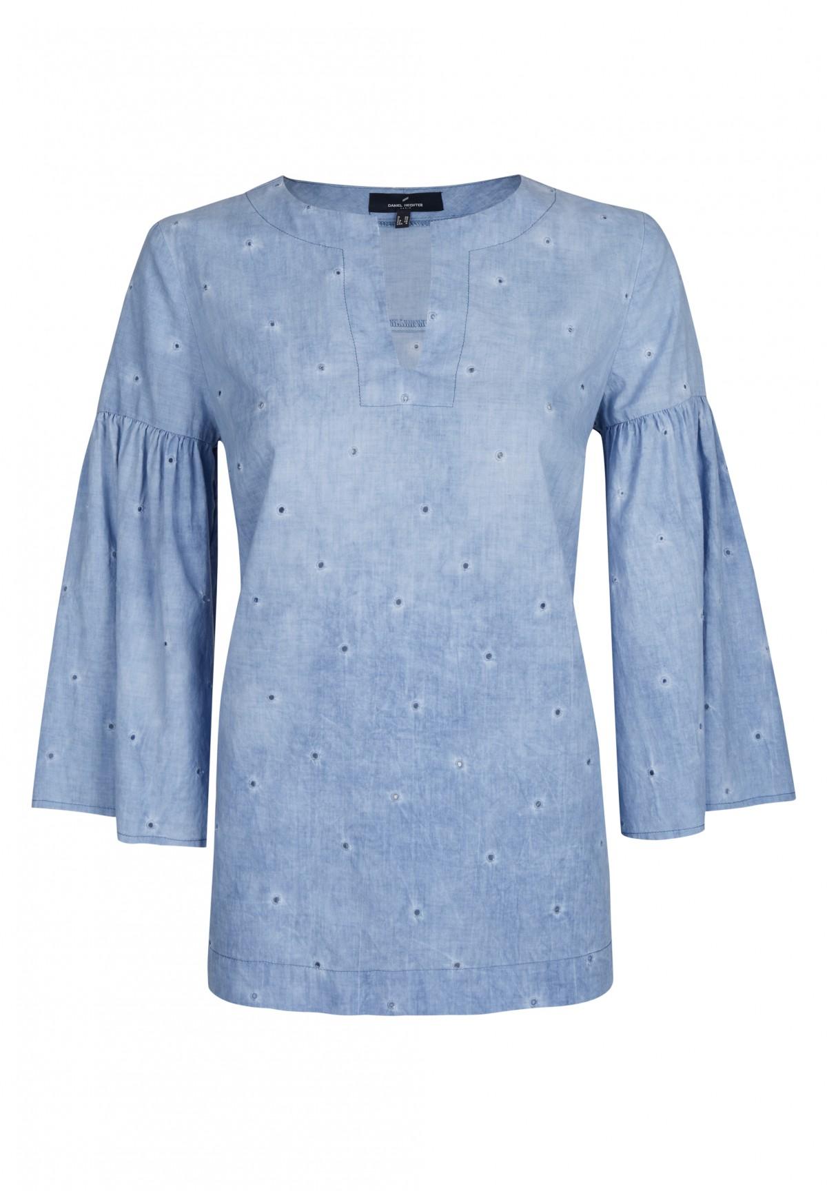 Sommerlich leichte Bluse / Blouse