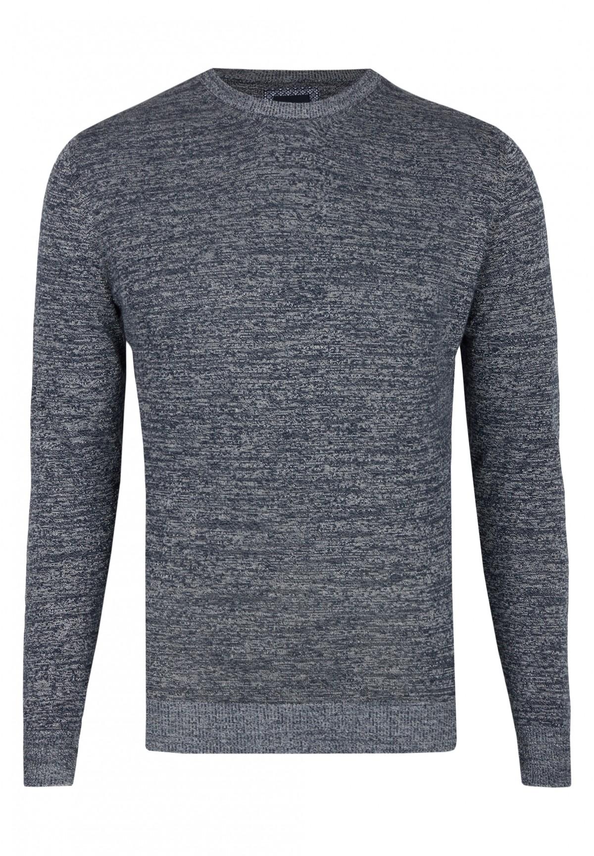 "Pullover ""Silk Touch"" / CREW NECK"