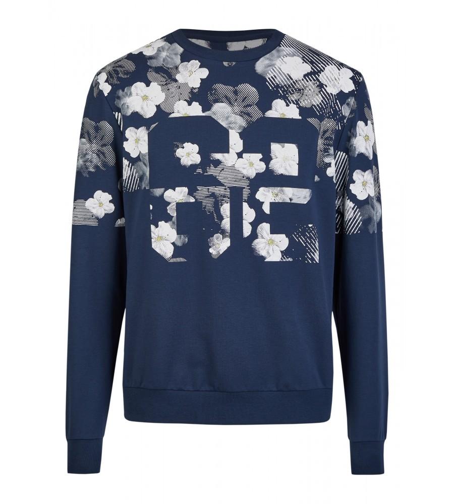 Flower-Sweatshirt
