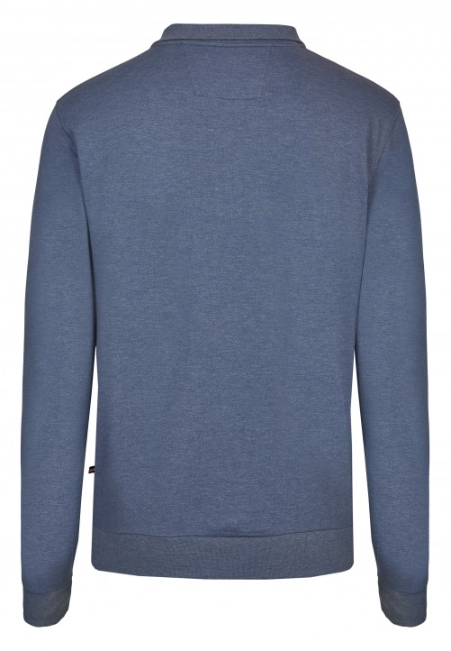 TROYER SWEATSHIRT, royal