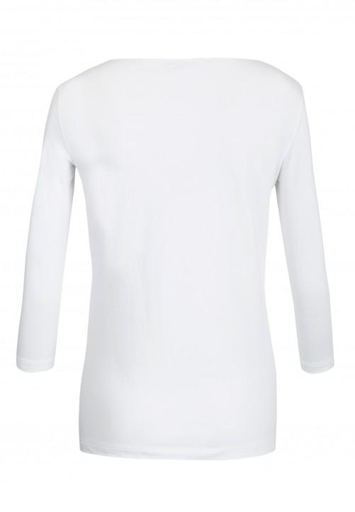 T-Shirt, WeiSS
