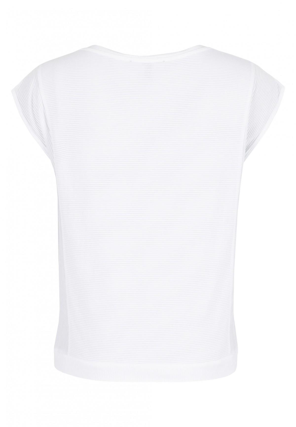 Shirt mit Streifen-Muster / Shirt