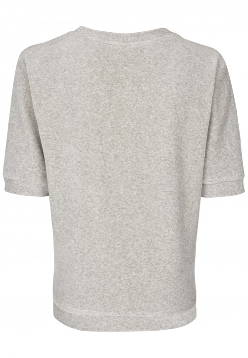 Casual T-Shirt, grey