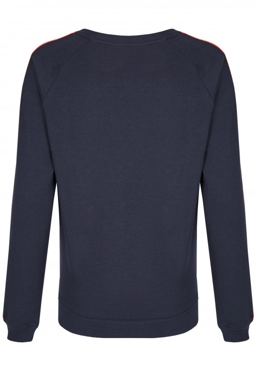 Sweatshirt, midnight blue