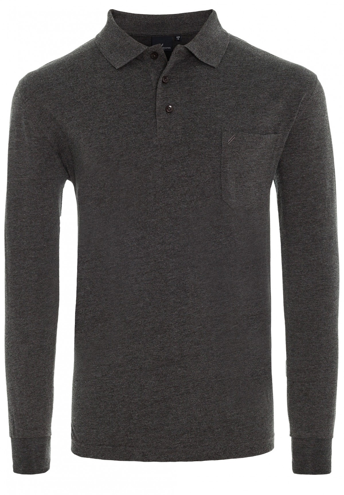 Essential-Poloshirt / POLO LONGSLEEVE