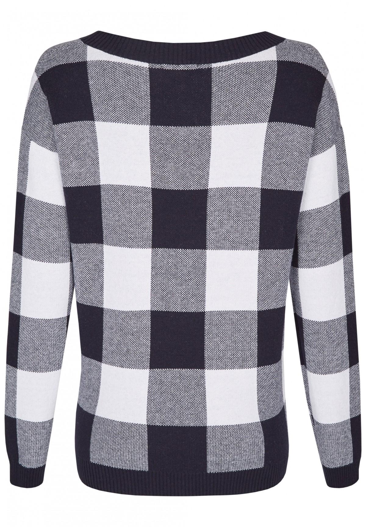 Modischer Pullover / Modischer Pullover