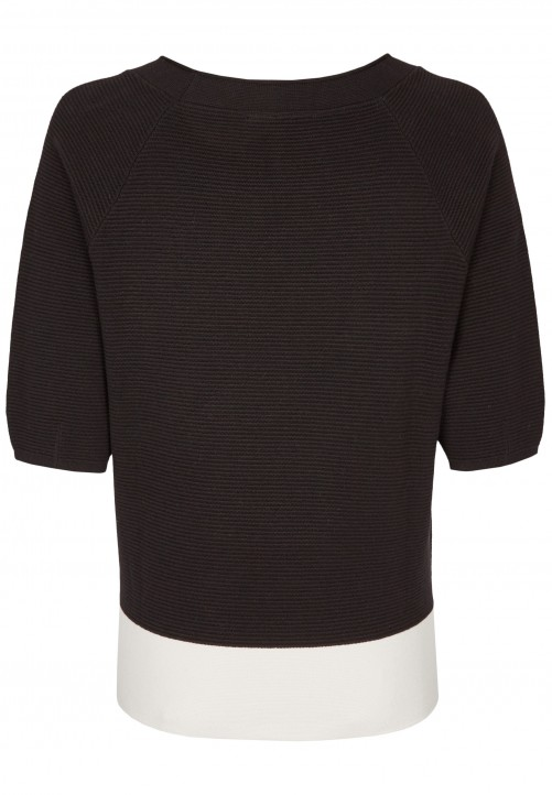 Structured Jumper, black