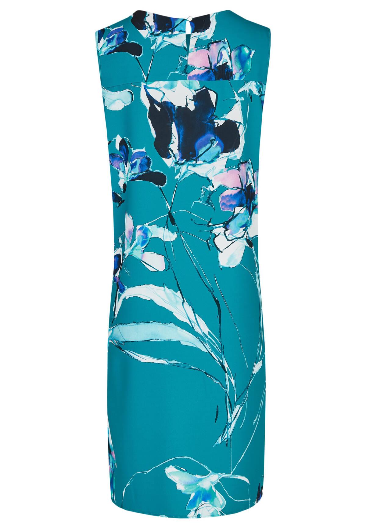 Elegantes Kleid im sommerlichen Design / Dress