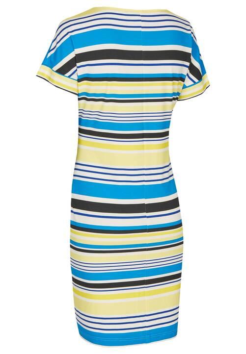 Jersey Dress, cornflower