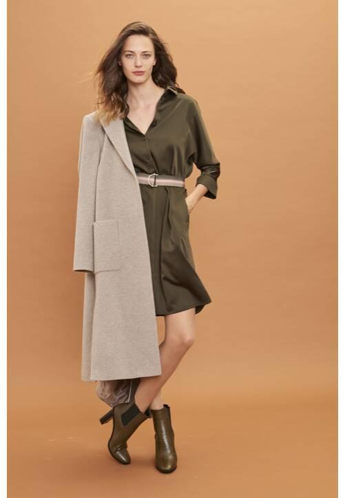 Dress, olive