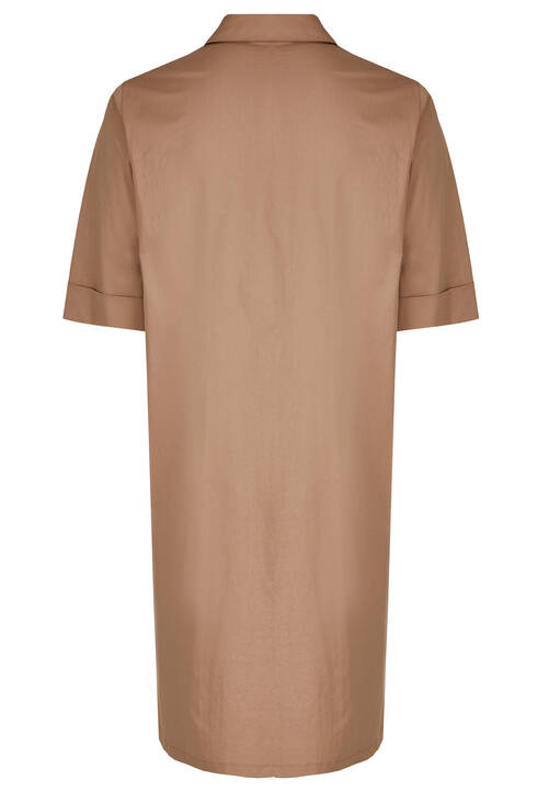 Blouse Dress, Hazelnut