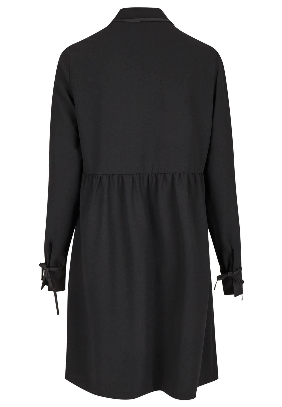 Elegantes Kleid mit Schleifen / Dress