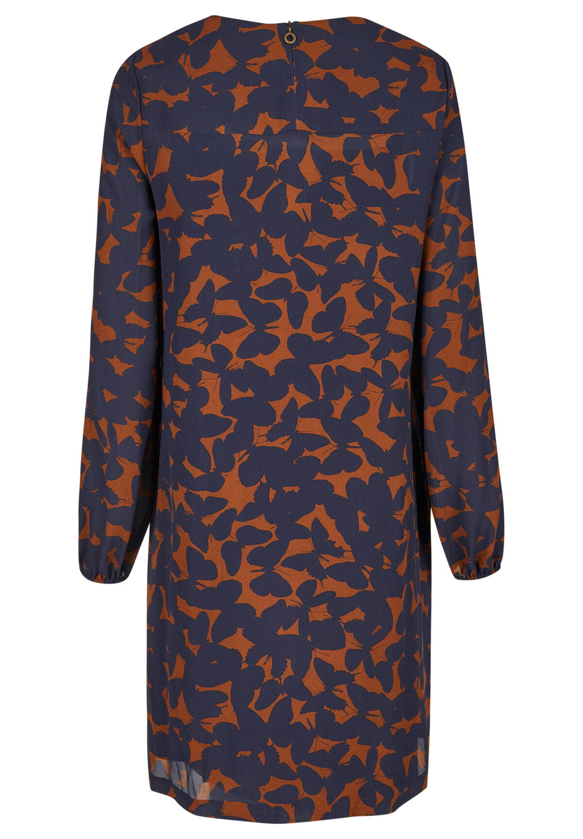Modisches Kleid mit Print / Dress