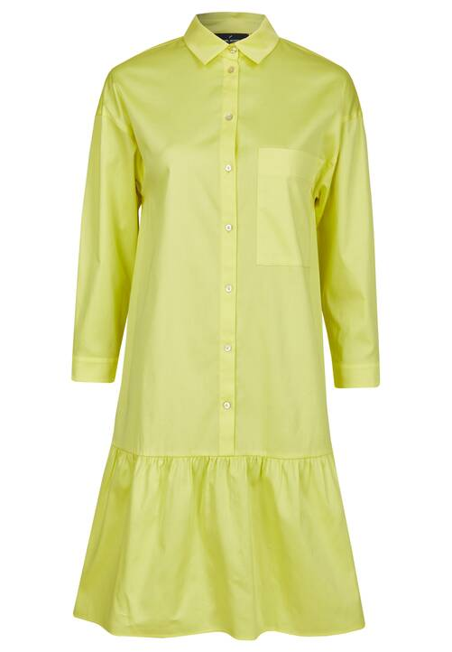 Dress, lemon