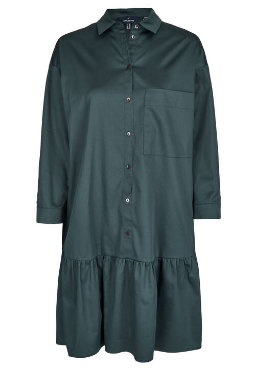 Dress, dark green