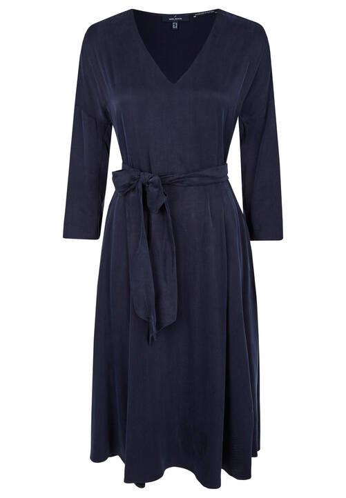 Dress, midnight blue