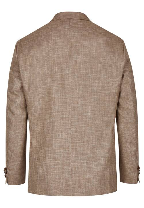 JACKET MODERN FIT, brown